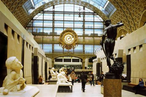 Musee d'Orsay – tickets, prices, hours, guided tours, free