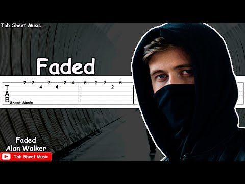 Faded Love sheet music for Treble Clef Instrument - 8notes