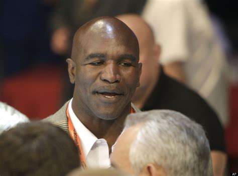 Evander Holyfield Lands In Court For Child Support   HuffPost