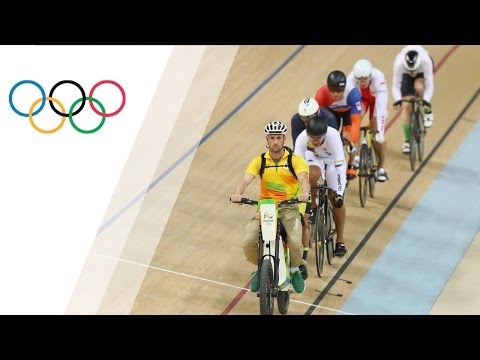 Rio Olympics 2016: Great Britian win gold in cycling team