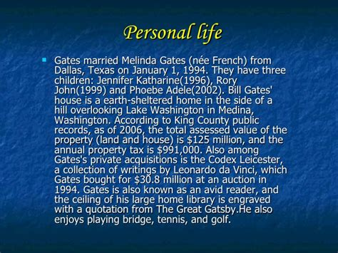 Inventions of bill gates
