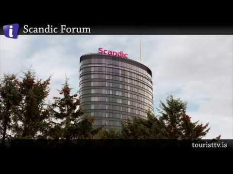 Welcome to Scandic Forum hotel - this is my work! - TV BRA
