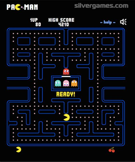 Pacman - Play Free Pacman Games Online