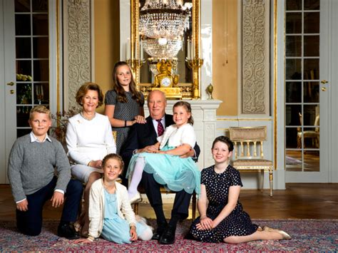 The Royal Family 2017 - The Royal House of Norway