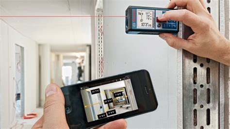 An App-Connected Laser Tape Measure Will Never Mistake