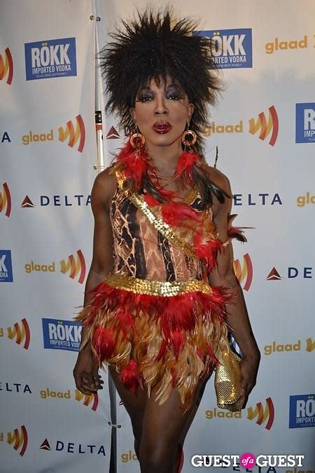RHONY, The A-List, & Drag Queens Party At GLAAD's