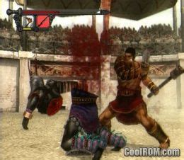 Shadow of Rome ROM (ISO) Download for Sony Playstation 2