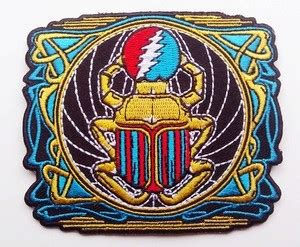 Franklin's Tower Patch on sale at Sunshine Daydream