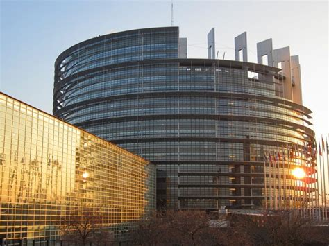 The structure and details of the 2019 European Parliament