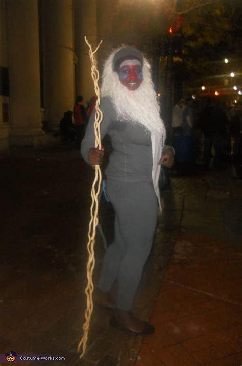 Rafiki From The Lion King | DIY Disney Costumes For Adults