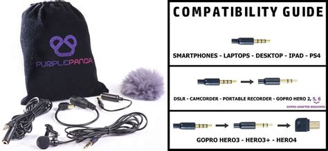 7 Best Lavalier Mics For Creating Excellent Audio And