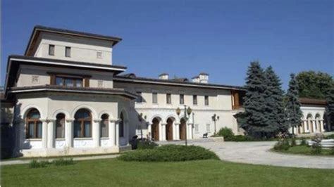 Dictator lifestyle: Properties used by Nicolae Ceaușescu