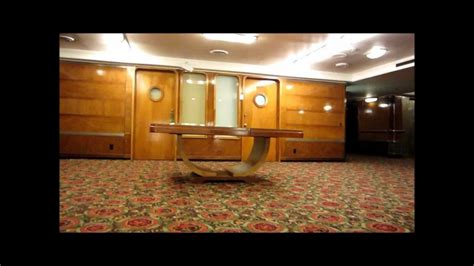 The Queen Mary's Most Haunted Room B340 - YouTube