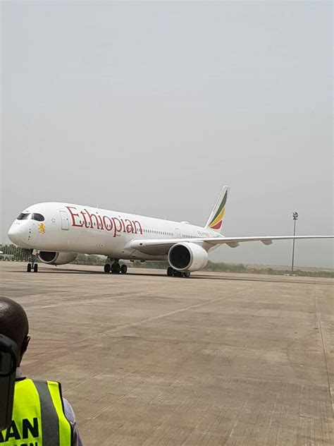 #ABVOpens: Ethiopian Airlines' Brand New Airbus A350