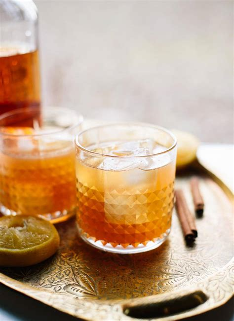 Cinnamon Maple Whiskey Sour Recipe - Cookie and Kate