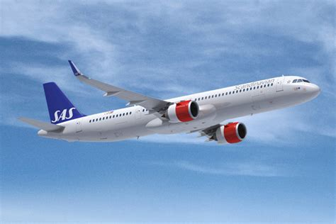 SAS expands its fleet – leases three Airbus A321 Long