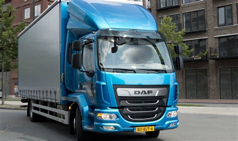 DAF refreshes LF with new 'urban friendly' engine and
