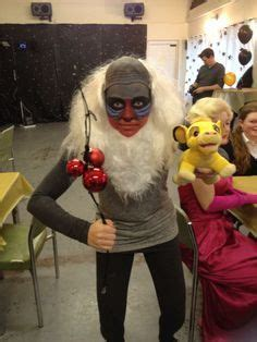 Homemade Lion King Costumes - WOW