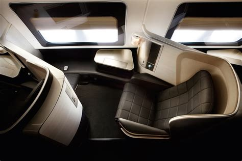 10 First-Class Aeroplane Seats That Are Nicer Than Your