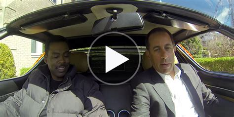 Chris Rock Joins Jerry Seinfeld in Latest Episode of
