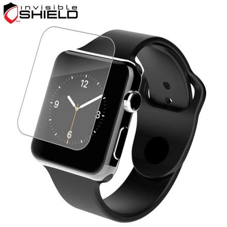 InvisibleShield HD Apple Watch Series 3 / 2 / 1 Screen
