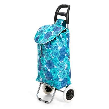 """trillebag """"Torquise flowers"""" - Select"""