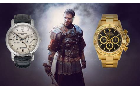 The Best Timepieces from Russell Crowe's Art of Divorce