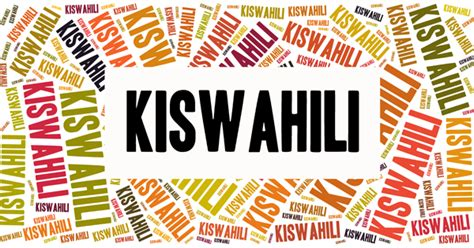 Kiswahili all set to be official in the EAC - The Citizen