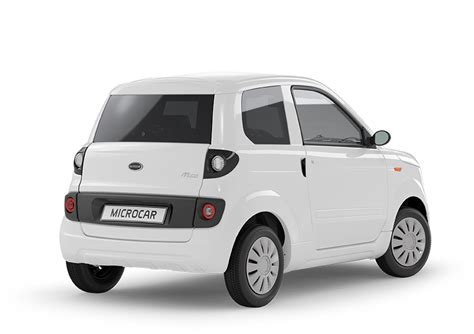 Microcar DUÉ6 Initial – Mopedbil Norge AS