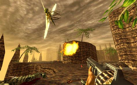 Get a load of the draw distance on the Turok Remaster - VG247