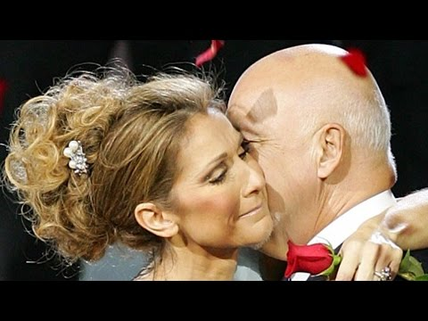 Celine Dion and René Angelil's love story in pictures   HELLO!
