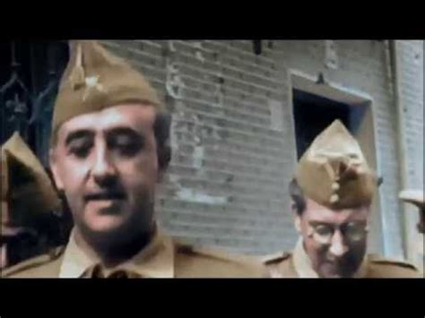WWII in Colour: Spanish Civil War - YouTube