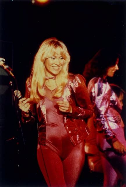 The Pretty Blonde of ABBA: 22 Beautiful Photos of Agnetha