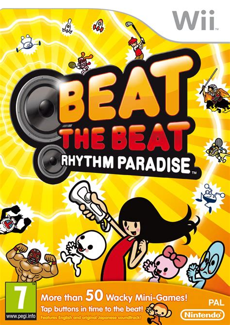 Out Today: Beat the Beat: Rhythm Paradise (Europe