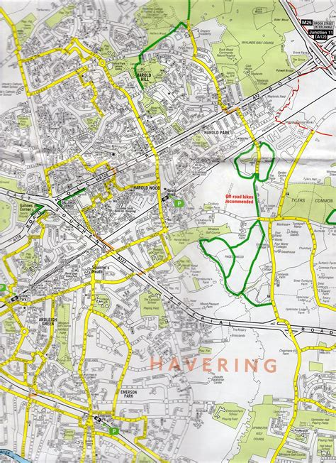Rides, Routes and Maps – Havering Cyclists