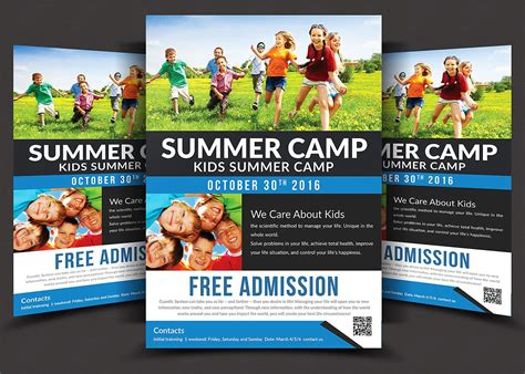 24+ School Flyers Templates - AI, Pages, PSD, Word