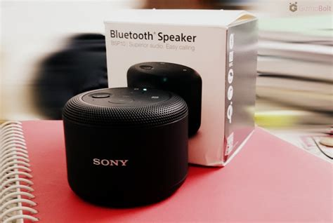 Sony BSP10 Bluetooth Speaker Review Archives — Gizmo Bolt