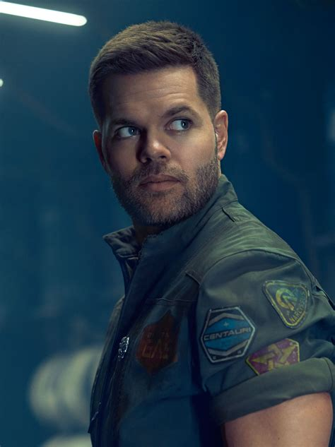 Wes Chatham (Amos Burton) – Cast | The Expanse | SYFY WIRE