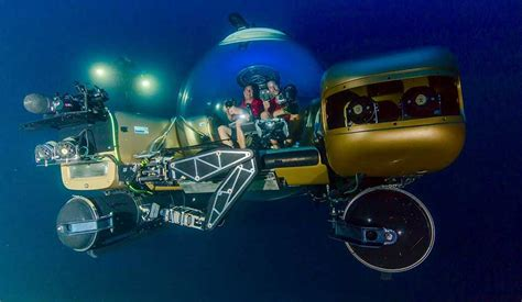 Monaco Yacht Show: More Scientific and Personal Submarines