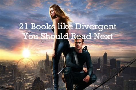 27 Books like Divergent You Will Absolutely Love
